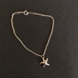 Tiffany starfish bracelet